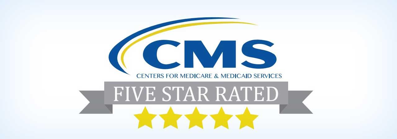 Windsor Care Center of Petaluma Achieves CMS 5-Star Rating